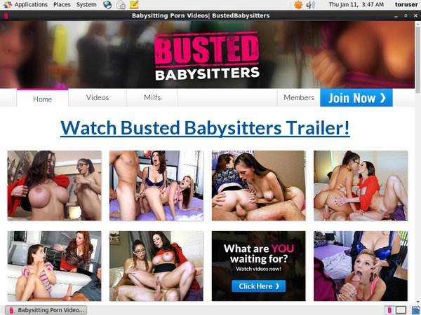 Busted Babysitters Videos Free