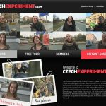Czech Experiment Promotion