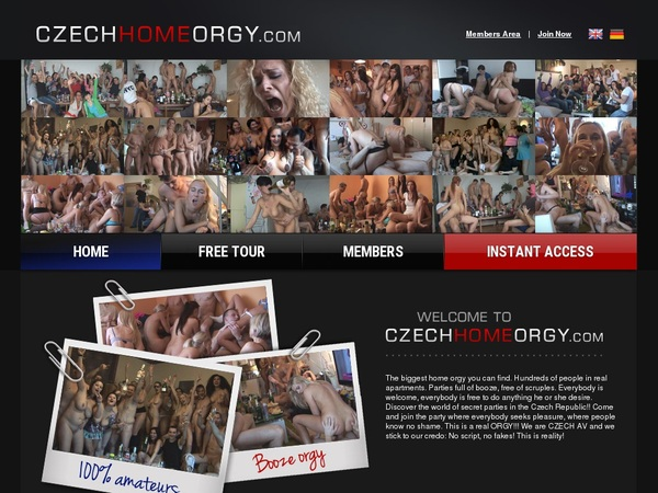 Czechhomeorgy.com Paypal Account