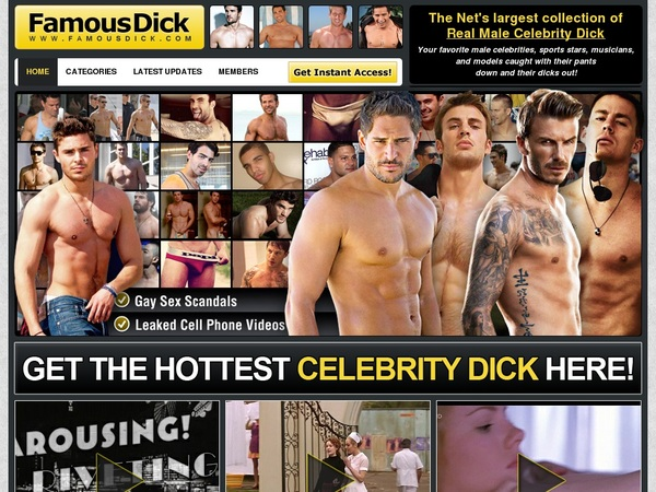 Download Famous Dick