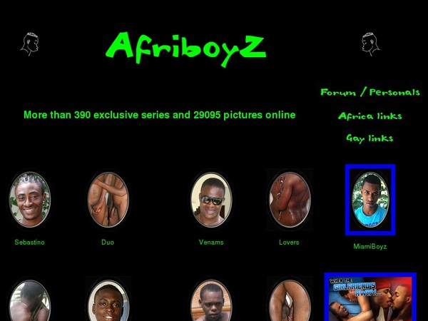 Pass For Afriboyz