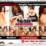 Teen Ambitions Free Collection