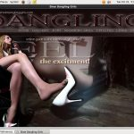 Use Shoe Dangling Girls Discount Link