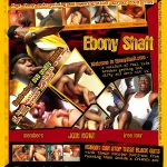 Ebony Shaft Free Acc