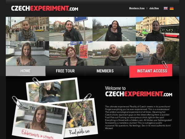 Czechexperiment Full Episodes