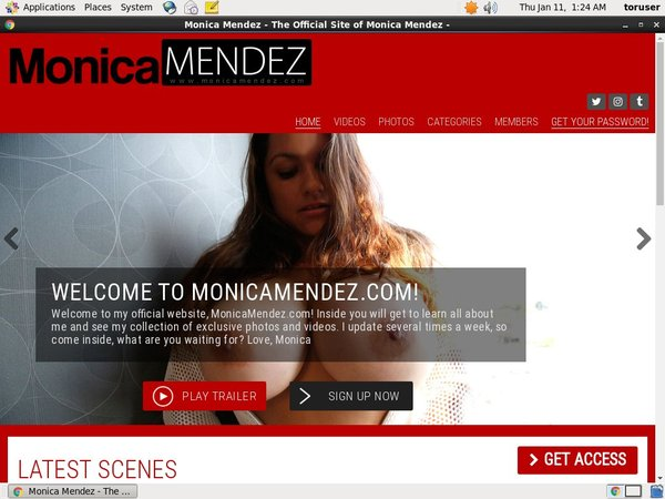 How To Access Monicamendez