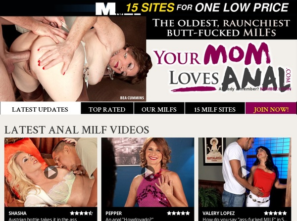 Your Mom Loves Anal Image