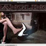 Shoe Dangling Girls Password Username