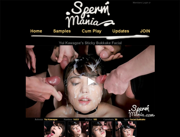 Sperm Mania Mobile Account