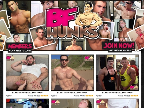 Bfhunks.com Sign